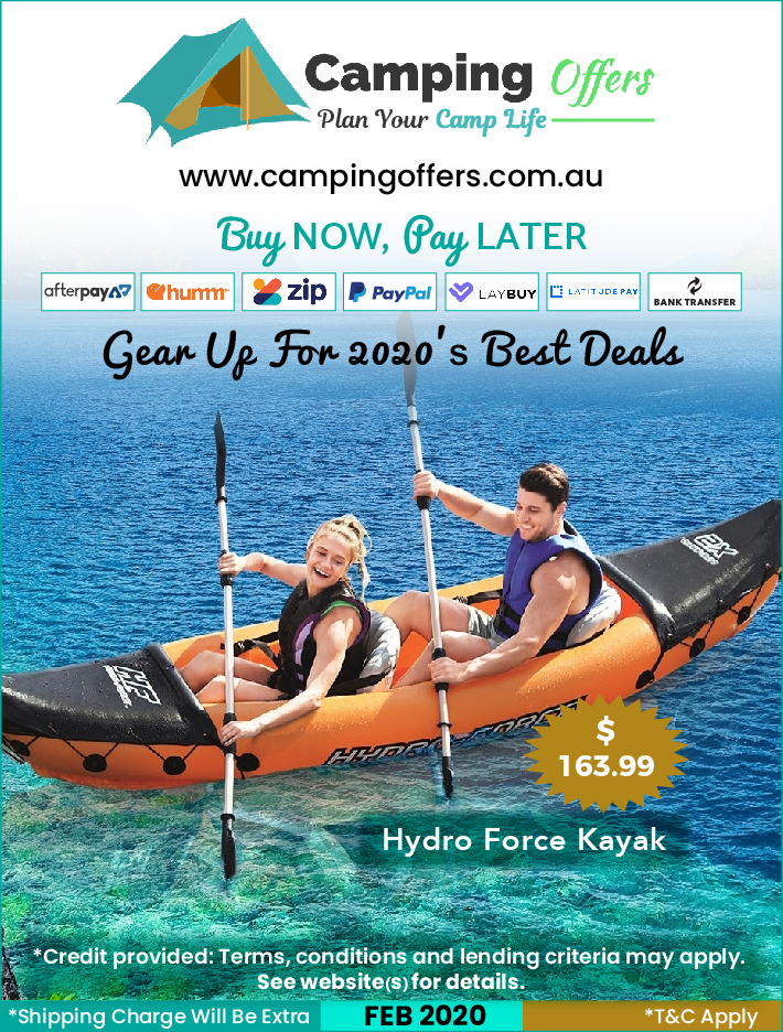 Camping Offers F-01