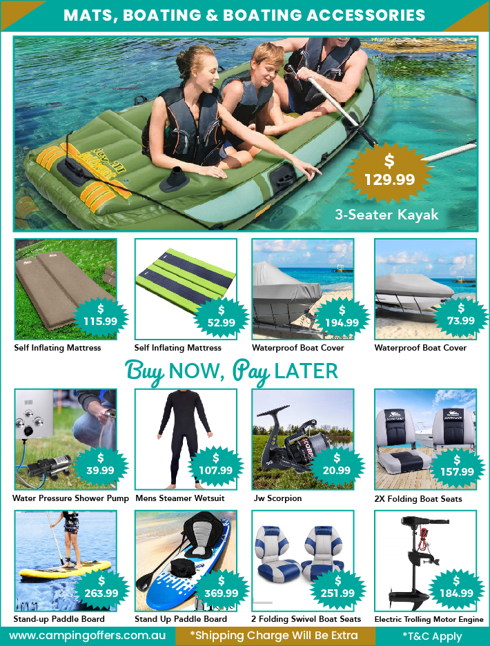 Camping Offers F-02