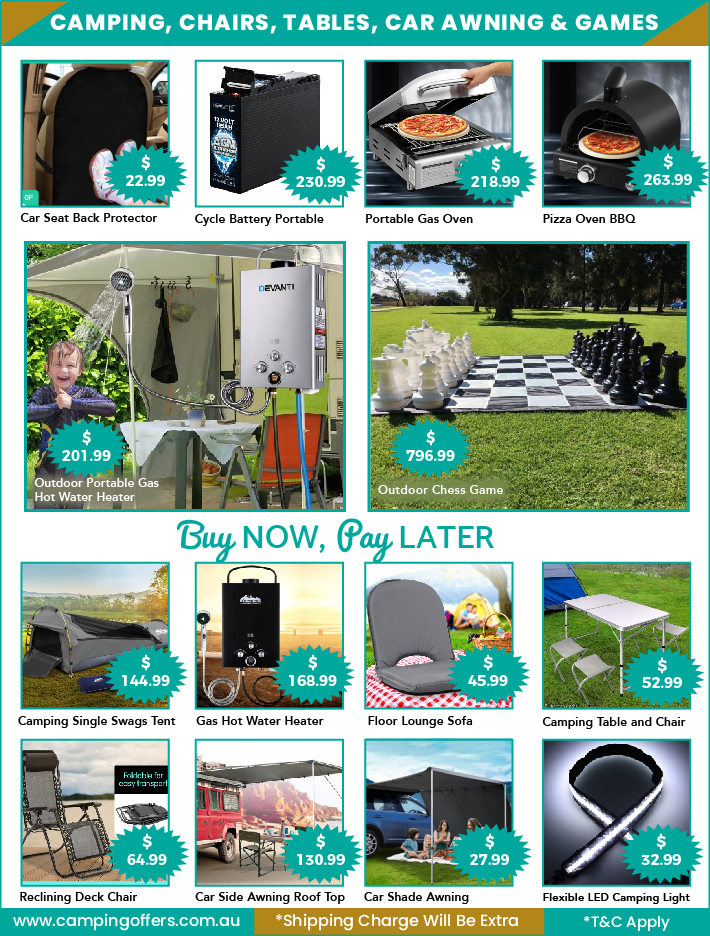 Camping Offers F-03