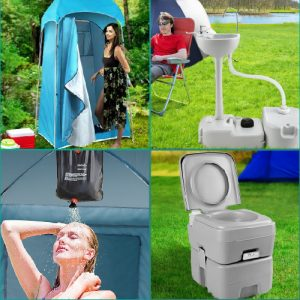 Shower Accessories & Toilet