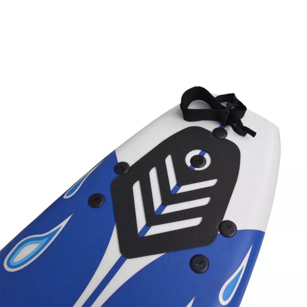 Surfboard Blue 170 cm