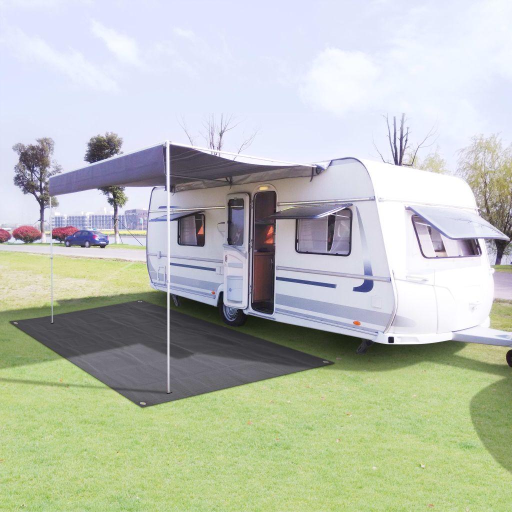 Tent Carpet 250x400 cm Anthracite