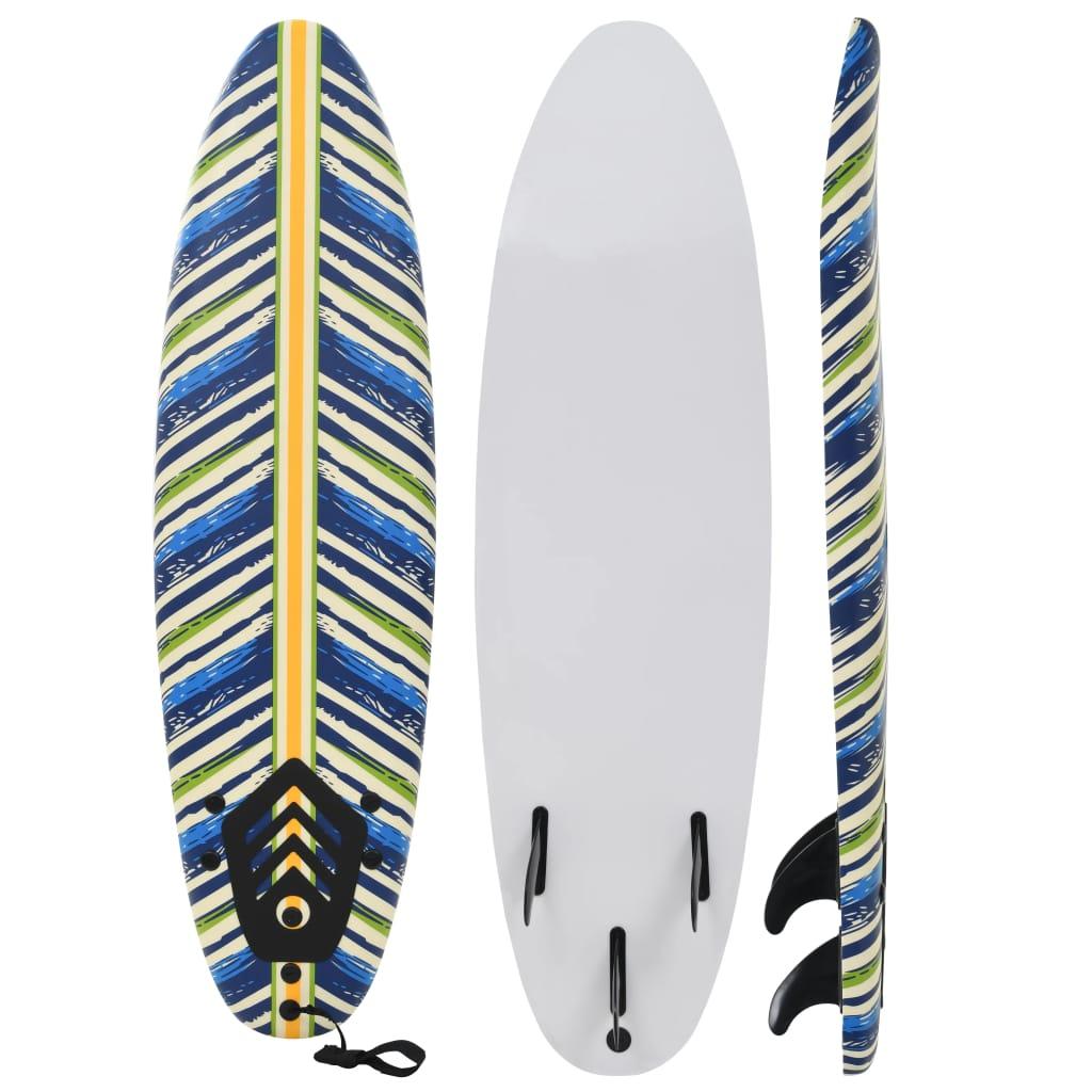 Surfboard 170 cm Leaf