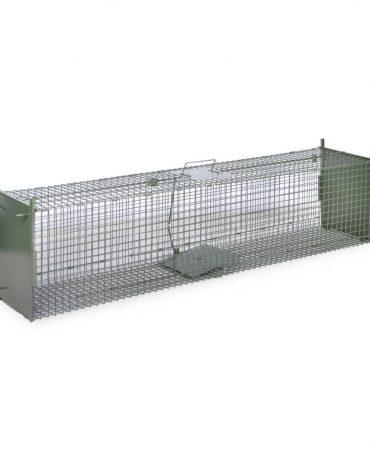 Life Trap with 2 Doors 150 x 30 x 30 cm