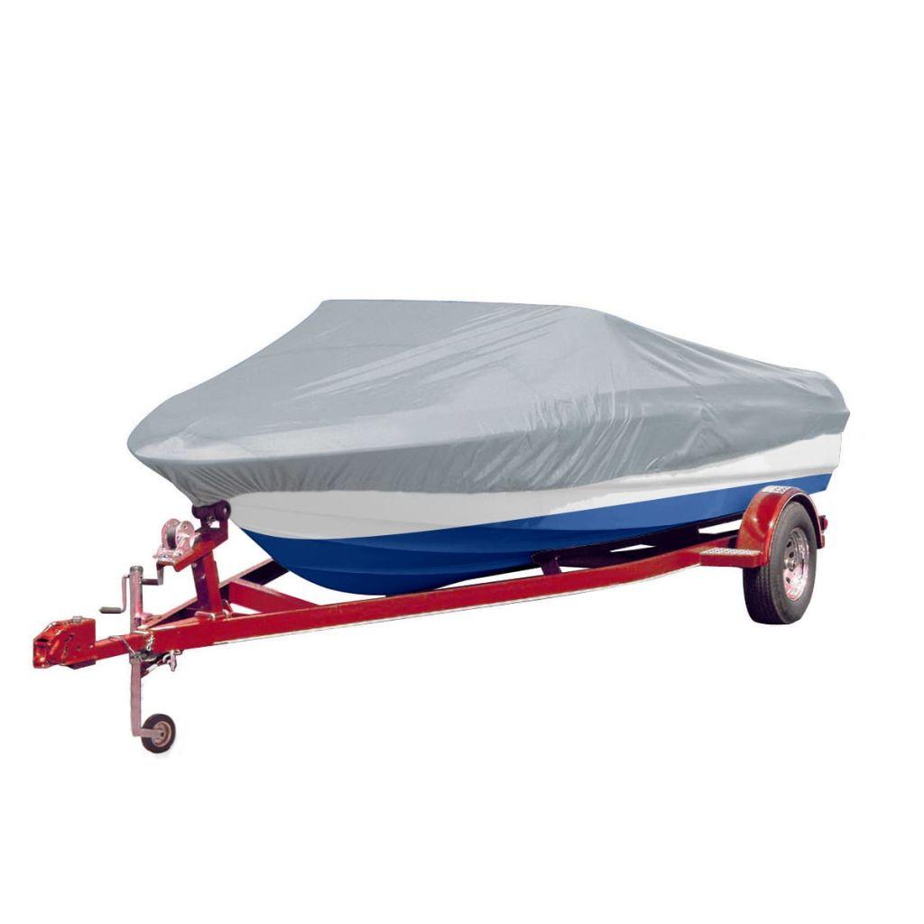 Boat Cover Grey Length 610-671 cm Width 254 cm