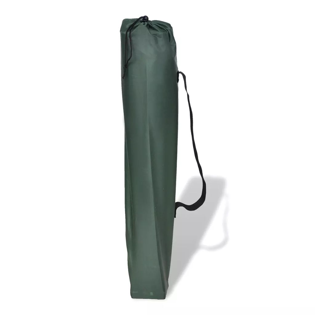 Foldable Camping Table Dark Green