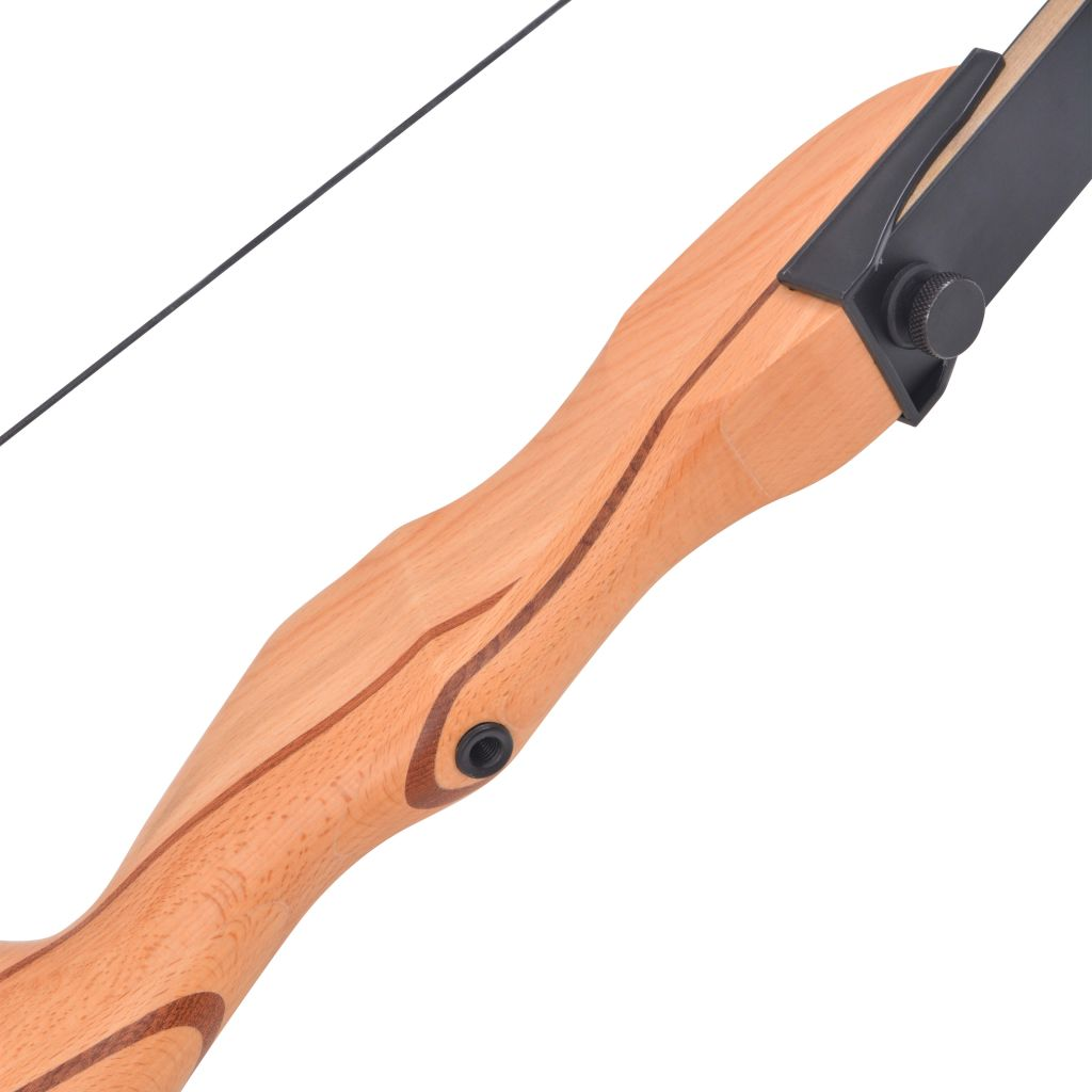 "Adult Recurve Bow 68"" 30 lb"