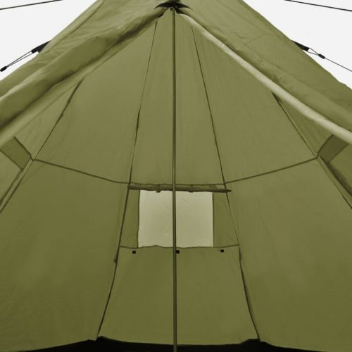 4-person Tent Green