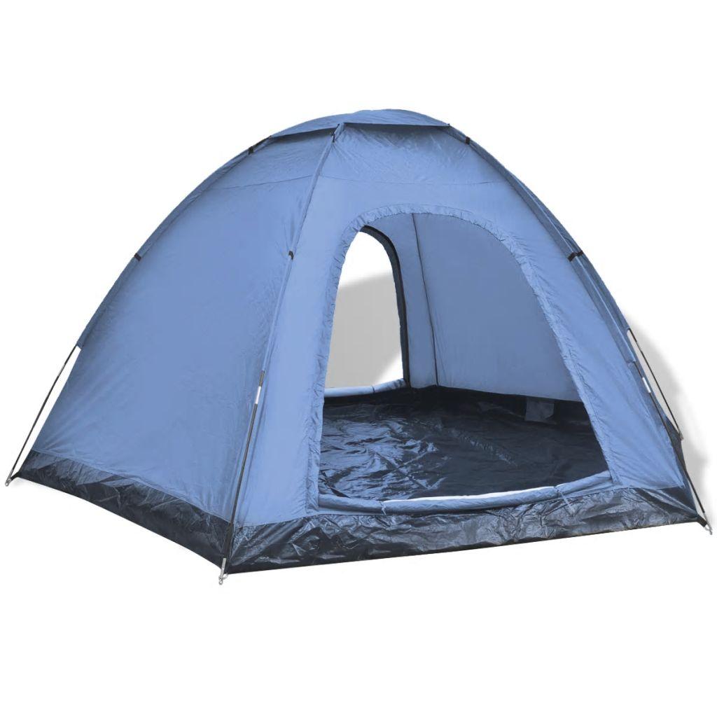 6-person Tent Blue