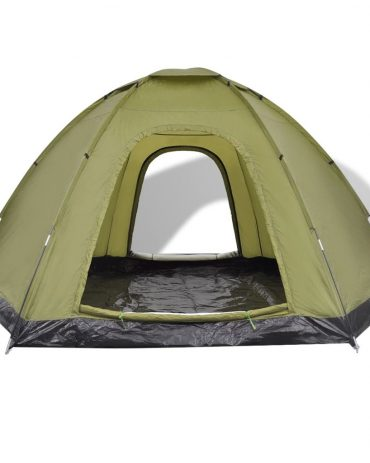 6-person Tent Green
