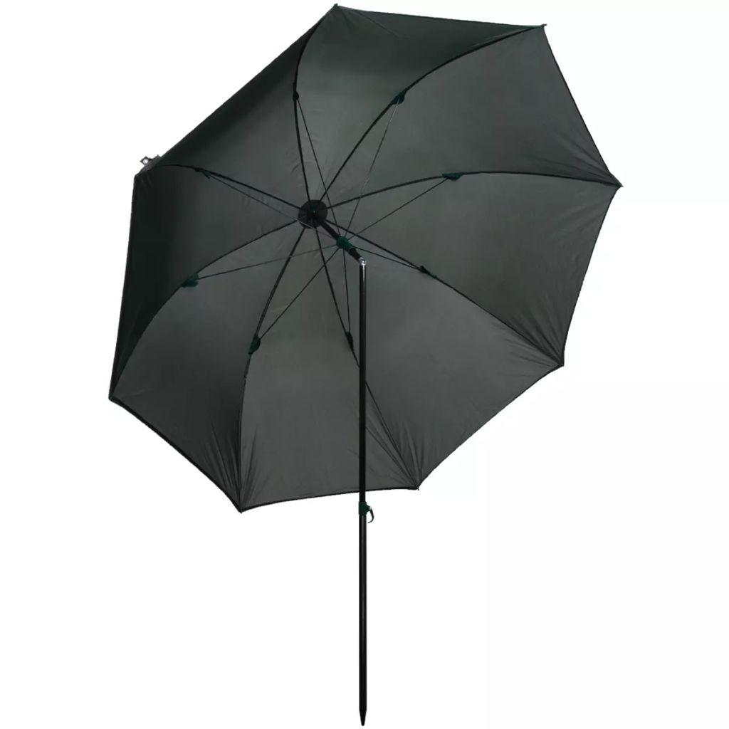 Fishing Umbrella Green 240x210 cm