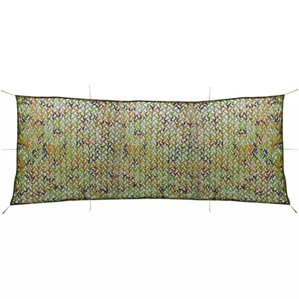 Camouflage Net with Storage Bag 1.5x4 m