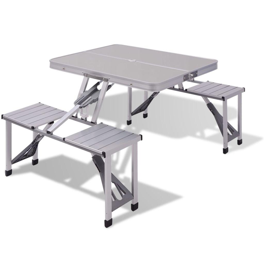 Picnic Table Aluminium