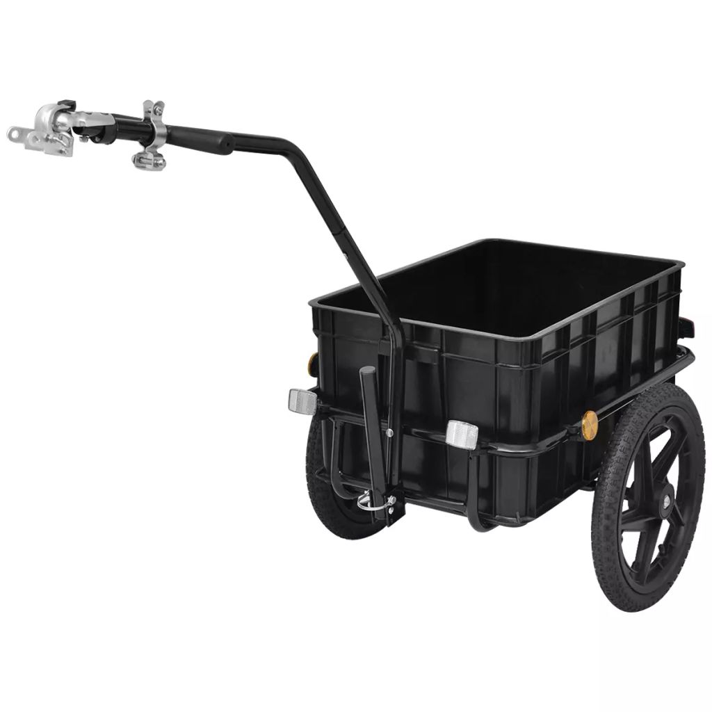 Bike Cargo Trailer/Hand Wagon Blue 70 L