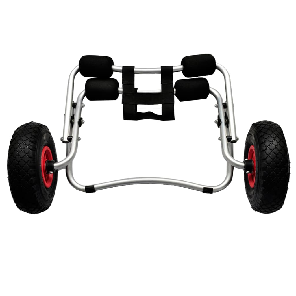 Kayak Trolleys 2 pcs Aluminium