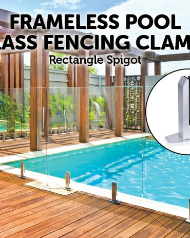 Pool Fencing Clamps